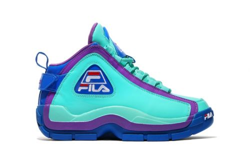 Kinetics Serves Patent Leather FILA 96 GL Sneakers