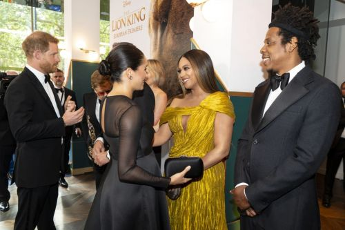 Meghan Markle Wore a Thing: Meeting Beyoncé in Jason Wu Edition
