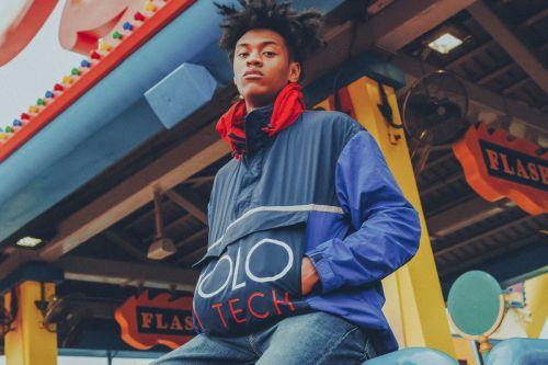 Polo Ralph Lauren Unveils its Iconic, Brightly Colored Hi Tech Collection