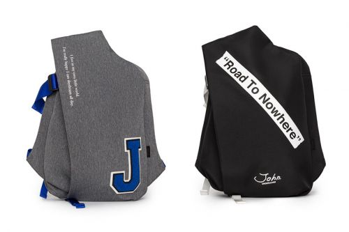 JohnUNDERCOVER Taps côte&ciel for Collaborative SS19 Bags