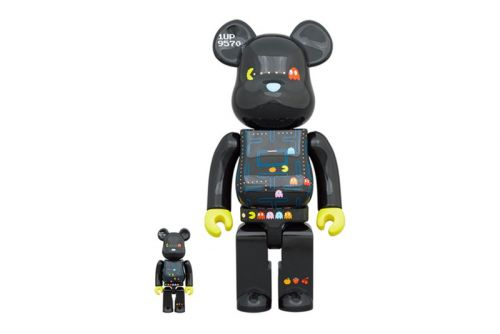 Medicom Toy Nods to Retro Gaming With 'PAC-MAN' BE RBRICK
