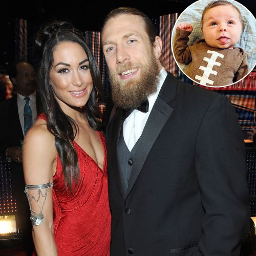 Brie Bella Reveals What She and Husband Daniel Bryan Would Have Named Newborn Son Buddy If He Were a Girl