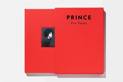 "The ""Prince Pre Fame"" Book Showcases Portraits of the Star in His Younger Years"