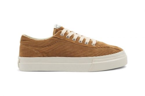 Stepney Workers Club Dips the Dellow Sneaker in Bold Colors & Premium Textiles for SS19