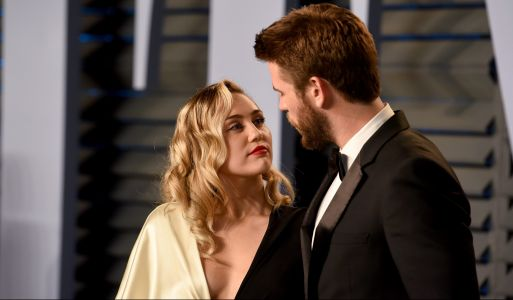 Every Time Liam Hemsworth Scares Miley Cyrus, an Angel Gets Its Wings