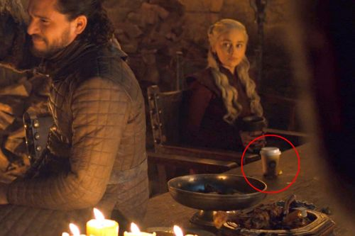 Another twist in the 'Game of Thrones' cup controversy