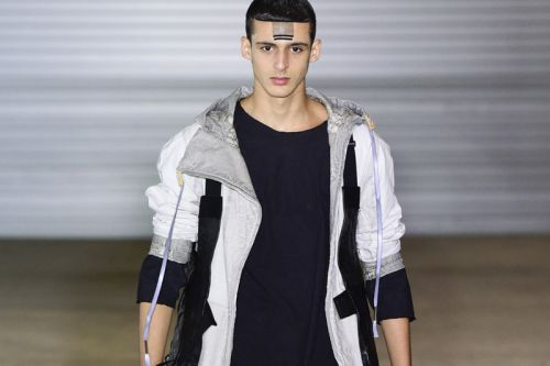 Boris Bidjan Saberi's SS19 Collection Is Filled With Seam Taped Garments