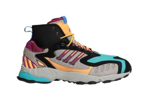 Adidas Originals Presents Hike-Ready Torsion TRDC Mid