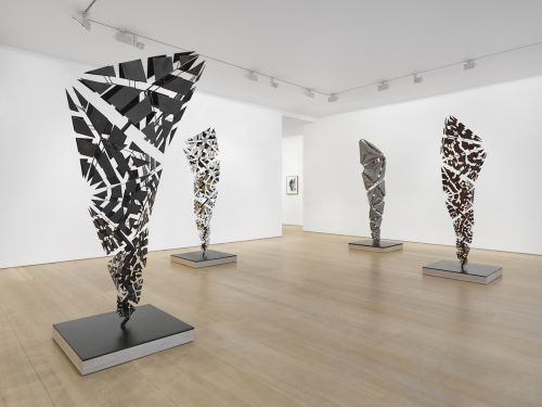 Ten's To See: Conrad Shawcross: After the Explosion, Before the Collapse