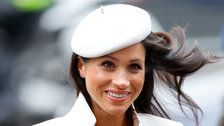 New Details Emerge About Meghan Markle's Private Baptism Ceremony