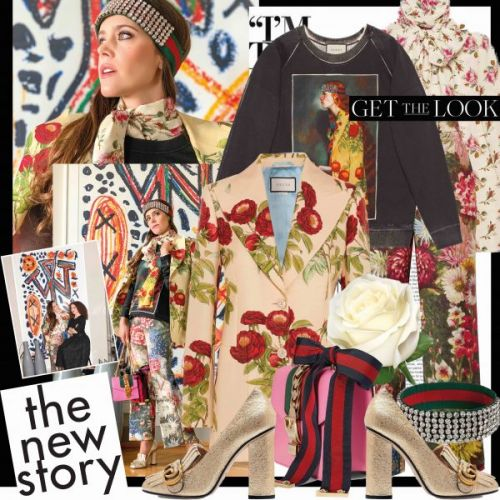 My Look: The New Story
