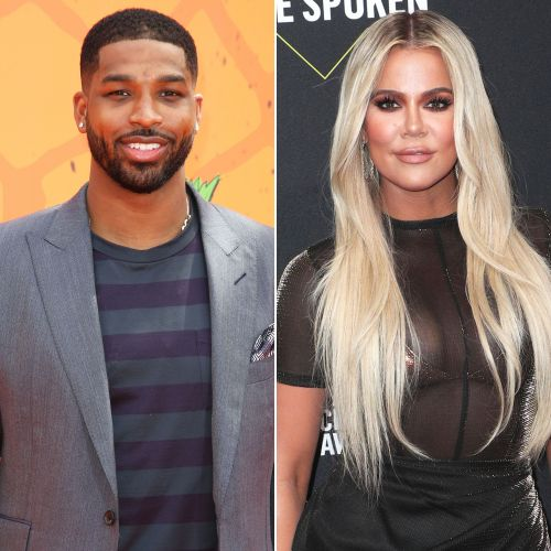 Tristan Thompson Can't Stop, Won't Stop Praising Khloé Kardashian on IG: 'So Proud of You'
