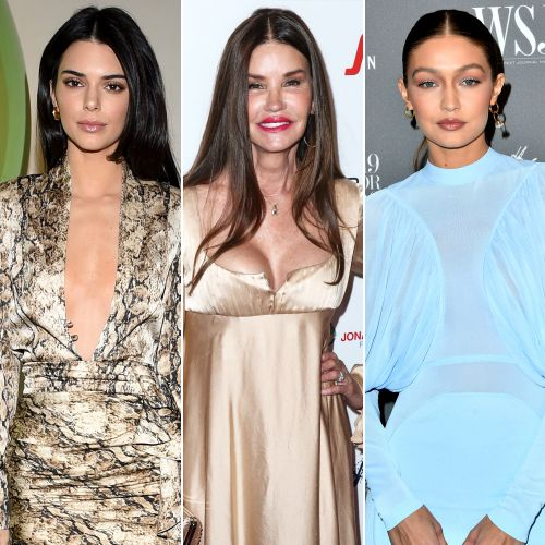 Janice Dickinson Doesn't Think Kendall Jenner and Gigi Hadid Are 'Good' Supermodels: 'They Just Stand There'