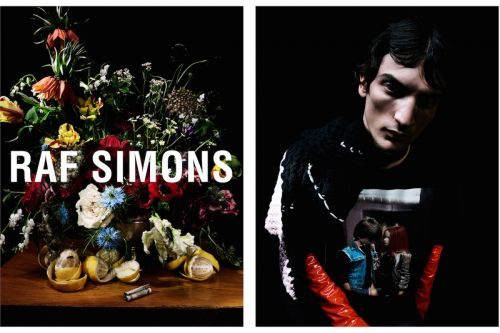 Raf Simons Autumn/ Winter 2018 Campaign