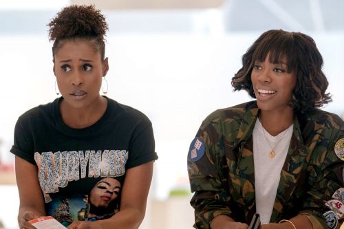 Issa Rae: 'Insecure' character needs to be a 'f-ing grown-up'