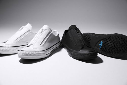 Converse Japan Zips Up the Chuck Taylor Low
