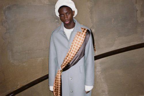 Nanushka FW21 Is a Discourse on Fantasy and Reality