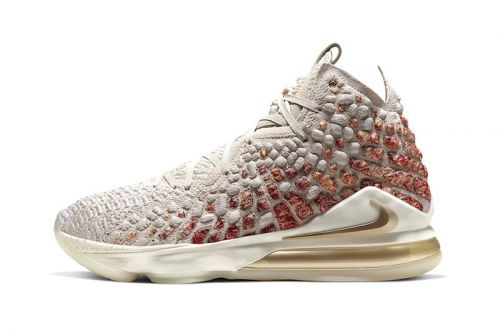 HFR Links up with Nike for Another Lion-Emblazoned Lebron 17