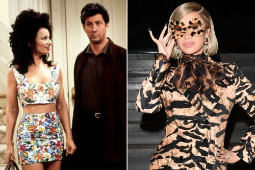 Fran Drescher dishes on 'The Nanny' reboot with Cardi B