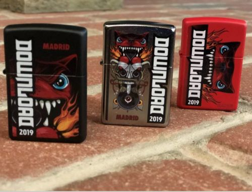 WIN LIMITED EDITION DOWNLOAD ZIPPO WINDPROOF LIGHTERS!
