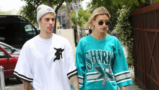 Justin Bieber and Hailey Baldwin Hold Hands While Out in L.A
