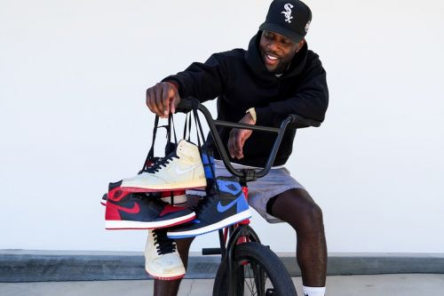 Sole Mates: Nigel Sylvester and the Air Jordan 1