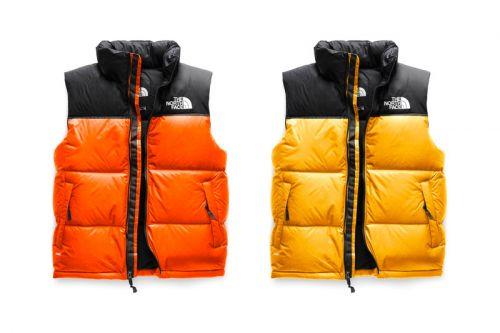 The North Face Unveils a Range of Retro Nuptse Vests for Fall