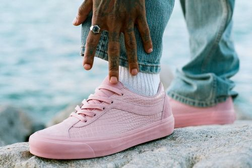 The Webster Teams with Vault by Vans For Three Tropical Takes on the Bold Ni LX