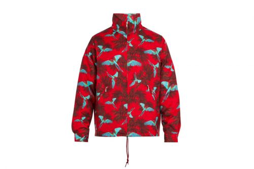 Needles's Vibrant Bird-Print Jacket Will Add a Pop of Color to Your Winter Wardrobe