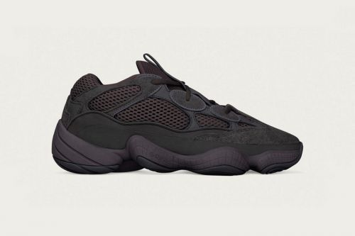 """The adidas YEEZY 500 """"Utility Black"""" May Launch This Summer"""