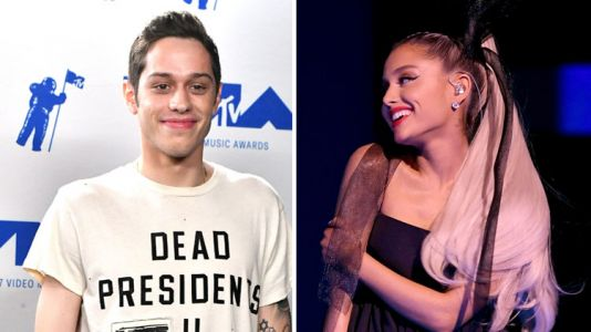 Ariana Grande and SNL's Pete Davidson Are Reportedly Dating, and Here's Why Fans Are Outraged