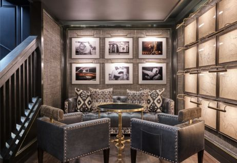 Aspen's Historic Hotel Jerome Opens Chic New Lounge and Bar
