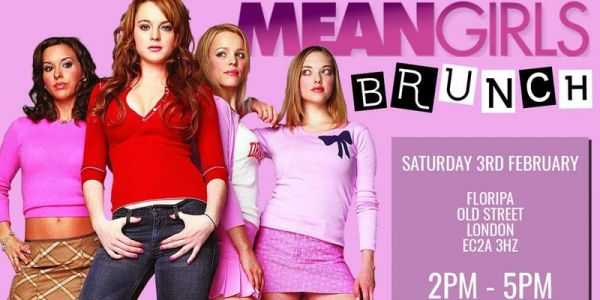 A Mean Girls Bottomless Brunch Is Coming, And It Sounds So F