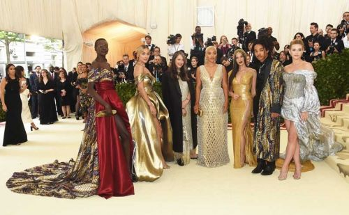 H&M contributes fashion looks to Met Gala