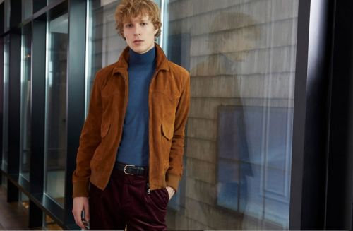 Sven de Vries Dons Essential Jackets for Valstar Fall '18 Campaign