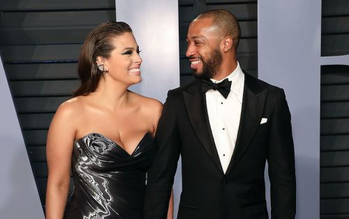 The Sweetest PDA Snapshots of Ashley Graham and Her Hubby Justin Ervin