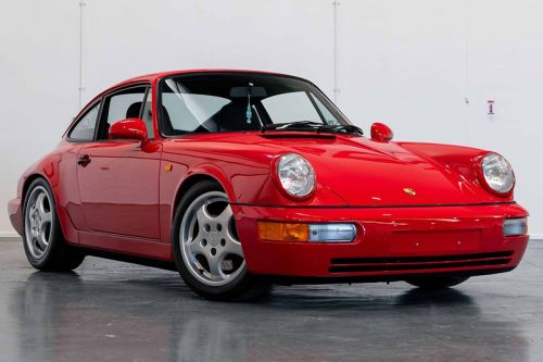 This Porsche 911 Carrera RS May be From 1991, But It's Actually Brand New