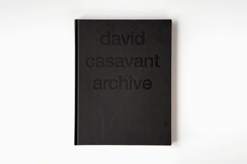 David Casavant Taps 16 Artists for First Archive Book Release