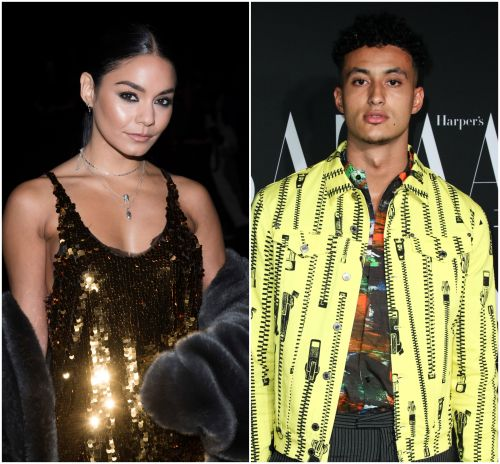 Getting Flirty! Vanessa Hudgens 'Likes' Photo of Kyle Kuzma After They Were Spotted Out to Dinner