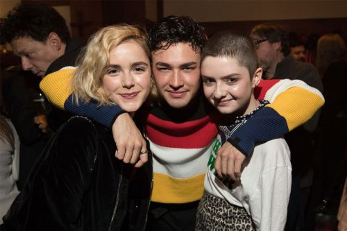 Netflix Signs 'Chilling Adventures of Sabrina' for a 3rd and 4th Season