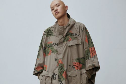 Maharishi's Spring 2019 Features Classic Camos and Branded Goods