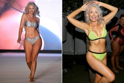 Sports Illustrated Swimsuit Issue's latest model is 56-year-old Kathy Jacobs