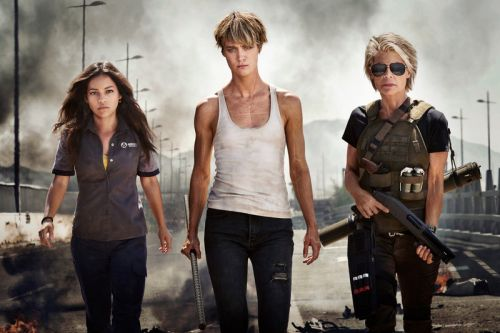 Sarah Connor Returns in First Official Image for New 'Terminator'