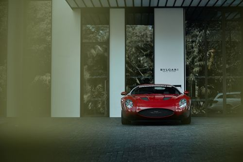 Bvlgari and the Supercars Owners Circle: Excellence and Exclusivity