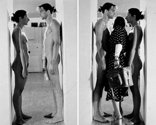 Things you might not know about Marina Abramović's 1977 nude performance