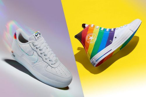 Nike and Converse Reveal 2020 BETRUE and Pride Collections