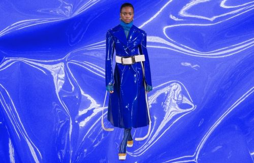 The Five Statement-Making Fabrics That Defined A/W18
