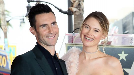 Adam Levine and Behati Prinsloo's Cutest Moments in Honor of the Model's 31st Birthday
