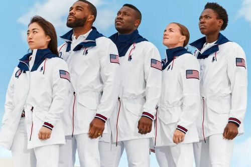 Ralph Lauren Reveals Team USA's Tokyo Olympics Closing Ceremony Uniform