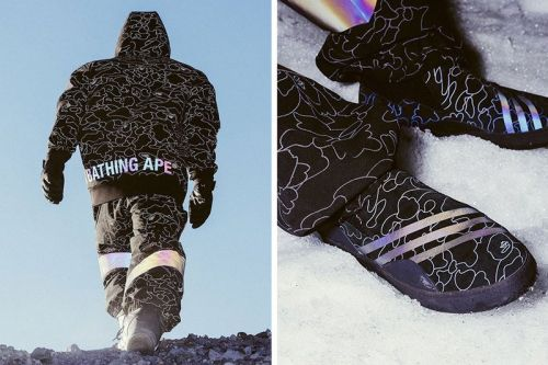 Adidas Snowboarding Officially Unveils Upcoming BAPE Capsule